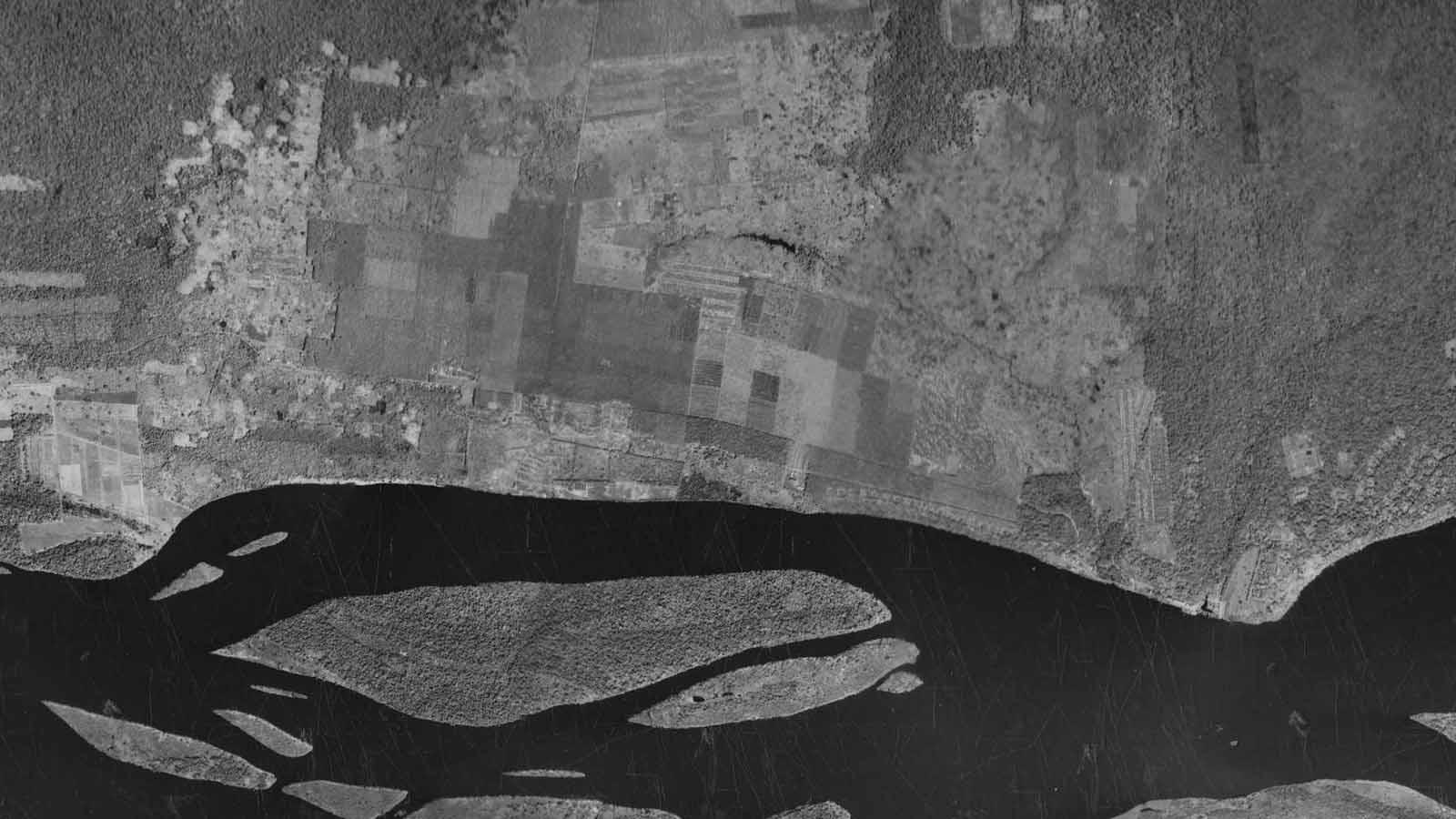 The Wild Heerbrugg RC5a Aerial Camera